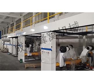 FWH-2300L型全自动蜂窝纸芯生产线